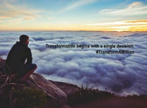 #transformamillion
